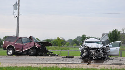 Man Arrested For Murder In Fatal Head-On Car Crash In Illinois